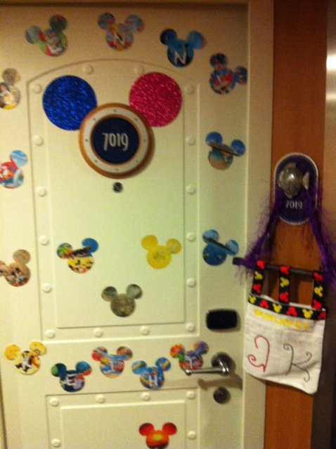 On Disney Cruises people tend to be a little more excited than others. I believe this led to the door decorations. A tradition on Disney Cruises is to ... : disney door - Pezcame.Com